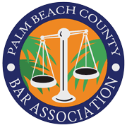 palm beach county bar association logo